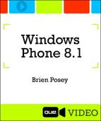 Book Cover: Windows Phone 8.1