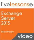 Book Cover: Exchange 2013 Live Lessons (Pearson, 2014)