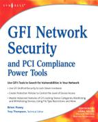 Book Cover: GFI Network Security and PCI Compliance Power Tools (Syngress, 2008)