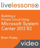 Book Cover: Live Lessons, Building a Private Cloud (Pearson, 2015)