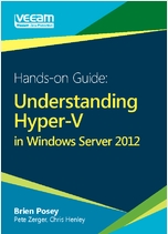 Book Cover: Understanding Hyper-V in Windows Server 2012