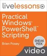 Book Cover: Practical Windows PowerShell Scripting