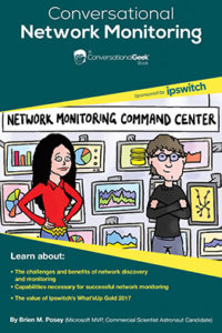 Book Cover: Conversational Network Monitoring