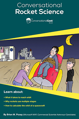 Book Cover: Conversational Rocket Science
