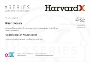 XSeries Certificate in Neuroscience