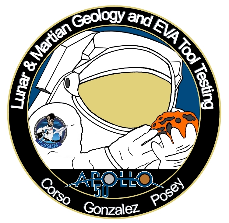 Planetary Geology Team Patch
